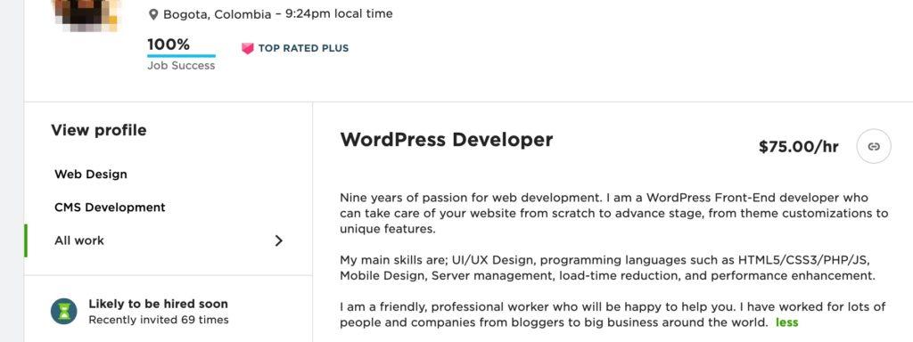 developer example 2